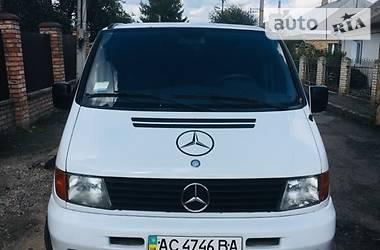 Mercedes-Benz Vito пасс. 1998 в Луцке