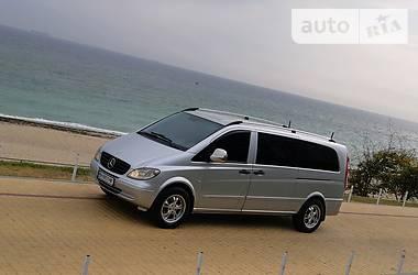Mercedes-Benz Vito пасс. 2007 в Черноморске