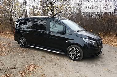 Mercedes-Benz Vito пасс. 2015 в Харькове