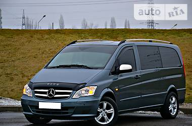 Mercedes-Benz Vito пасс. 2012 в Днепре