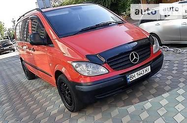 Mercedes-Benz Vito пасс. 2009 в Черноморске