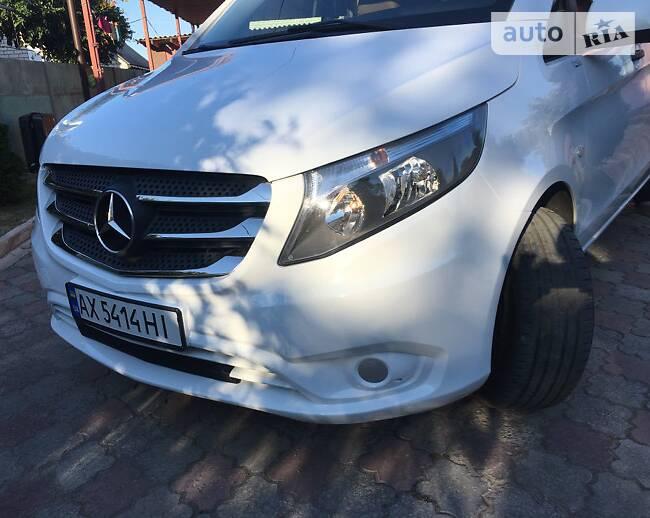 Mercedes-Benz Vito пасс. 2016 в Купянске