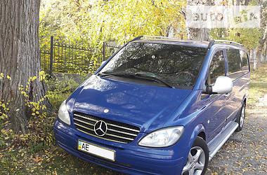 Mercedes-Benz Vito пасс. 2004 в Кривом Роге