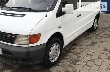 Mercedes-Benz Vito пасс. 2000 в Стрию
