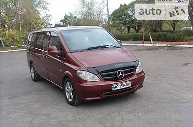 Mercedes-Benz Vito пасс. 2006 в Мукачево