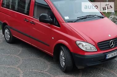 Mercedes-Benz Vito пасс. 2008 в Коломые