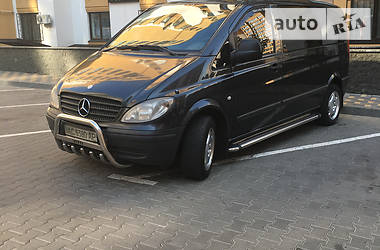 Mercedes-Benz Vito пасс. 2006 в Киеве