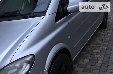 Mercedes-Benz Vito пасс. 2007 в Тячеве