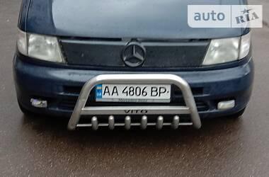 Mercedes-Benz Vito пасс. 2002 в Киеве