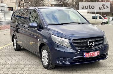Mercedes-Benz Vito пасс. 2016 в Ровно