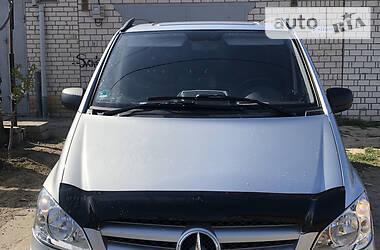Mercedes-Benz Vito пасс. 2011 в Николаеве