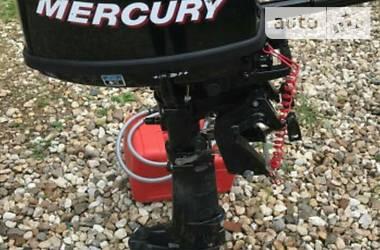 Лодочный мотор Mercury 5 2010 в Тростянце