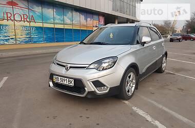 MG 3 Cross 2013 в Харькове