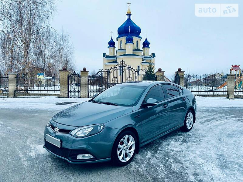 MG 6 1.8t DELUXE