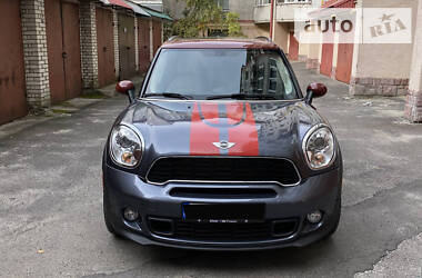 MINI Countryman 2016 в Львове