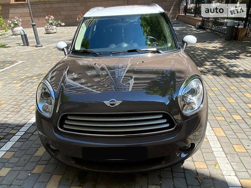MINI Countryman 2012 в Одессе