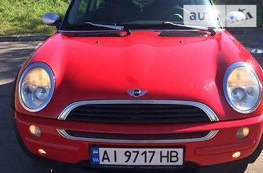 MINI One 2004 в Львові