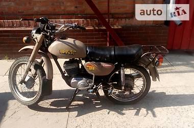Минск 125 1992 в Виннице
