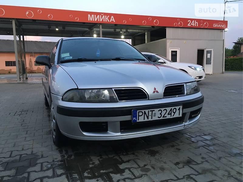 Mitsubishi Carisma 2000 в Косове