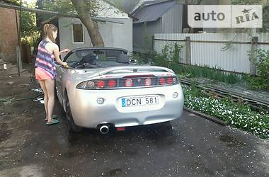 Mitsubishi Eclipse USA 1998
