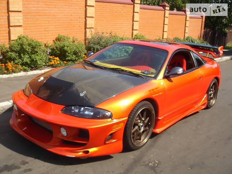 Купе Mitsubishi Eclipse 1999 в Києві