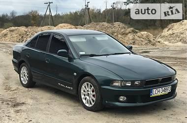 Mitsubishi Galant 2001 в Луцке