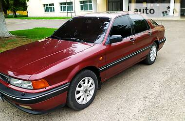 Mitsubishi Galant 1991 в Дубно