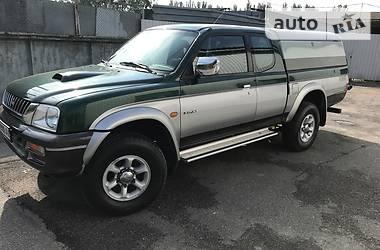 Mitsubishi L 200 2001 в Виннице