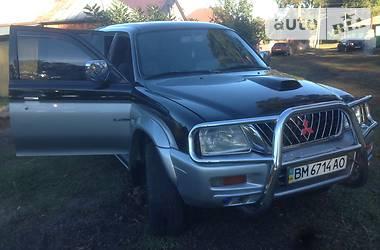 Mitsubishi L 200 2002 в Сумах