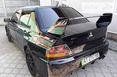 Mitsubishi Lancer Evolution 2006 в Черновцах