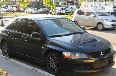 Mitsubishi Lancer Evolution 2006 в Киеве