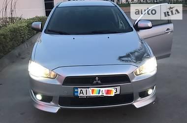 Mitsubishi Lancer X 2010