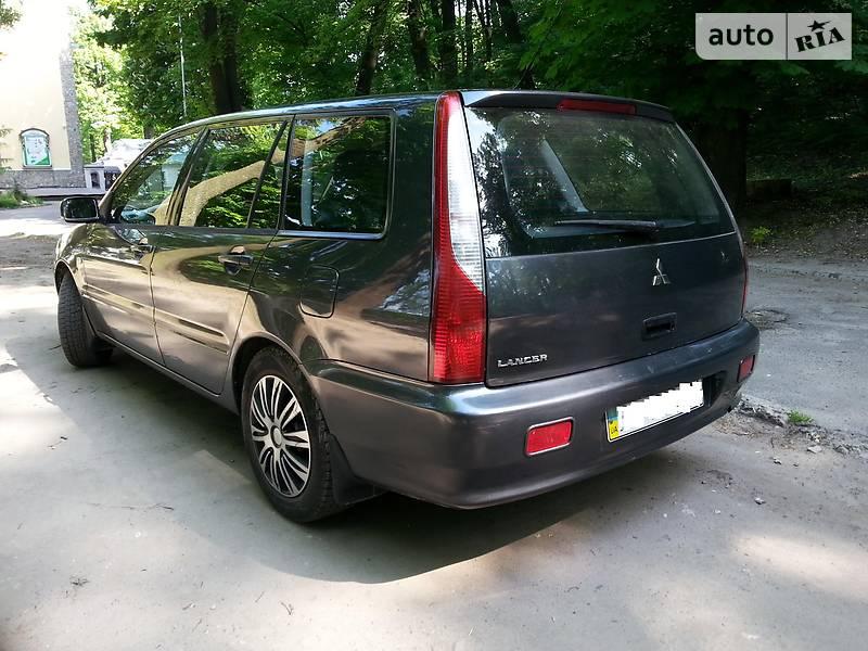 Mitsubishi Lancer 2003 в Львове