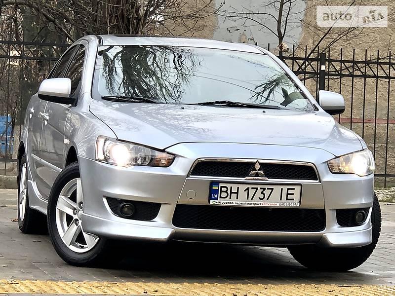 Mitsubishi Lancer 2009 в Одессе