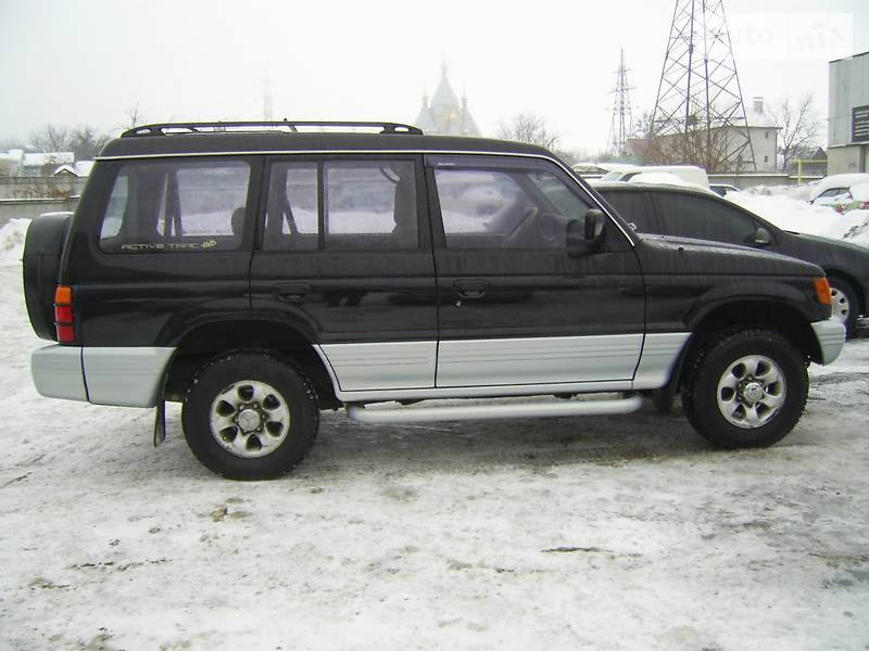 Mitsubishi Montero 1993 в Вышгороде