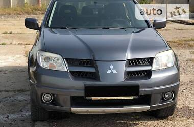 Mitsubishi Outlander Sport 2008 в Сумах