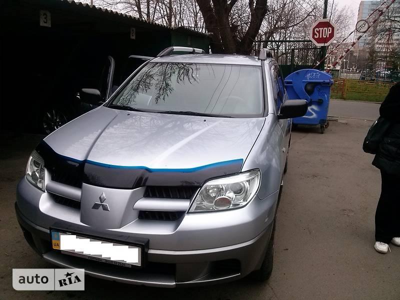 Mitsubishi Outlander 2009 в Одессе