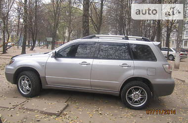 Mitsubishi Outlander 2003 в Ровно