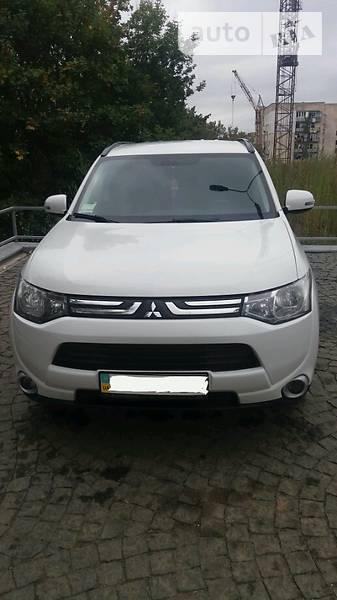 Mitsubishi Outlander 2013 года в Хмельницке