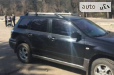 Mitsubishi Outlander 2004