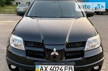 Mitsubishi Outlander 2008 в Харькове