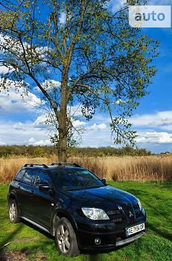 Внедорожник / Кроссовер Mitsubishi Outlander 2008 в Кривом Роге