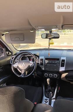 Внедорожник / Кроссовер Mitsubishi Outlander 2007 в Ивано-Франковске