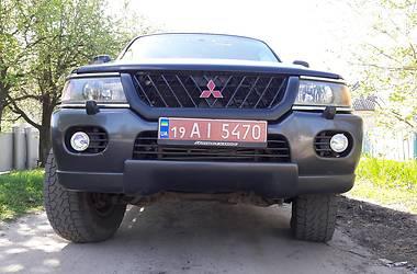 Mitsubishi Pajero Sport 2000 в Сумах