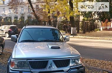 Mitsubishi Pajero Sport 2005 в Киеве