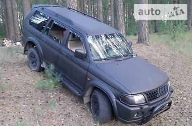 Mitsubishi Pajero Sport 2000 в Киеве