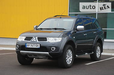 Mitsubishi Pajero Sport 2010 в Бердянске