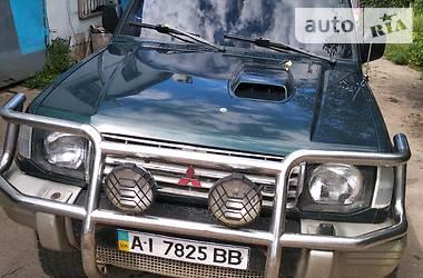 Mitsubishi Pajero Wagon 1996 в Чернигове