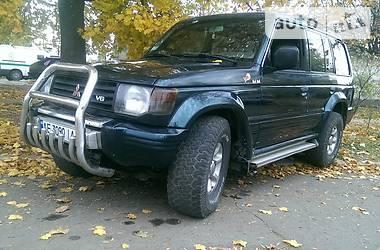 Mitsubishi Pajero Wagon 1996