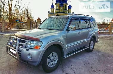 Mitsubishi Pajero Wagon 2005 в Киеве